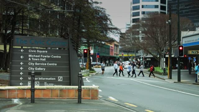 Wakefield Street, Wellington, New Zealand