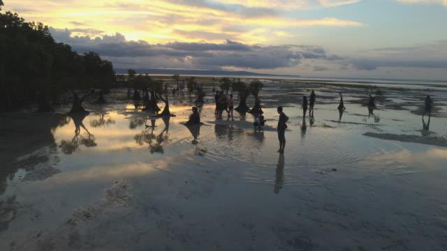 Walakiri Beach Sunset Drone Shoot