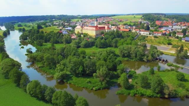 Walderbach klooster dorp In Beieren