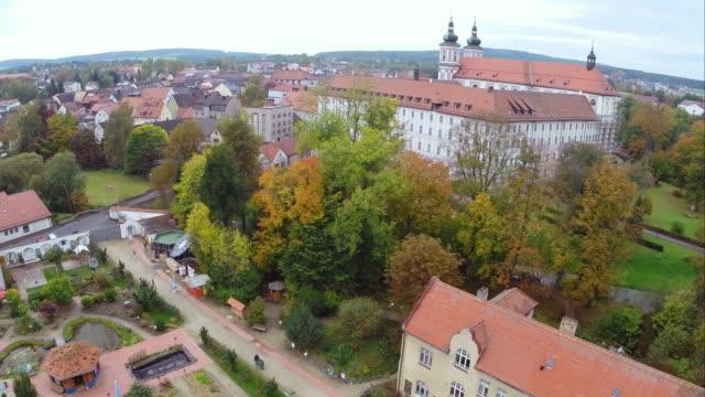 waldsassen abbey / bavaria, germany - protestantism stock videos & royalty-free footage