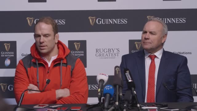 "wales captain alun wyn jones has warned it will be a ""bumpy road"" for the six nations champions following warren gatland's departure new head coach... - bridle stock videos & royalty-free footage"