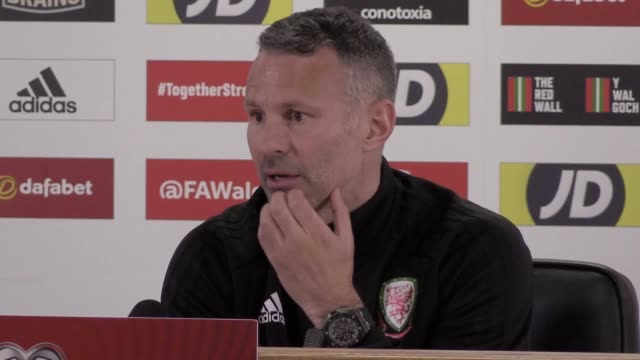 Wales manager Ryan Giggs confirms Aaron Ramsey is to miss their opening Euro 2020 qualifier against Slovakia However Real Madrid forward Gareth Bale...