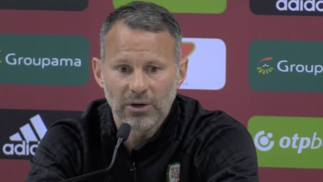 Wales manager Ryan Giggs press conference ahead of Euro 2020 qualifier against Hungary in Budapest on TuesdayGiggs provided a fitness update on David...