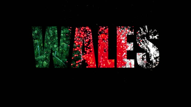 wales. - international team soccer stock videos & royalty-free footage