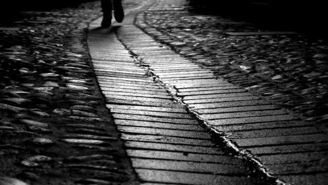 Walk carefully