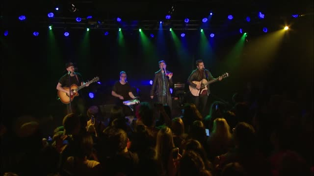 Walk the Moon brought their pop rock sound to the JBTV stage with their song 'Different Colors'