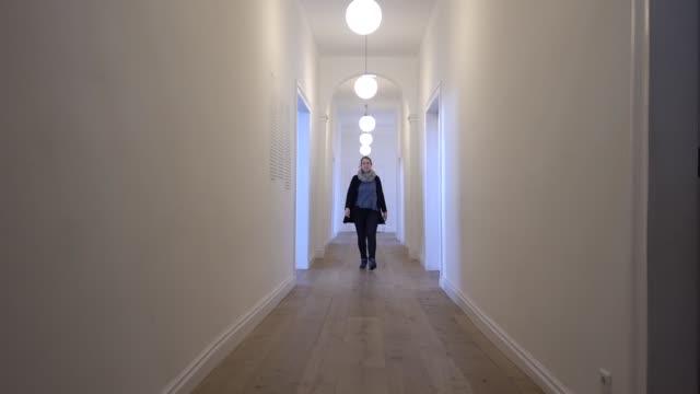 Walk through the corridor