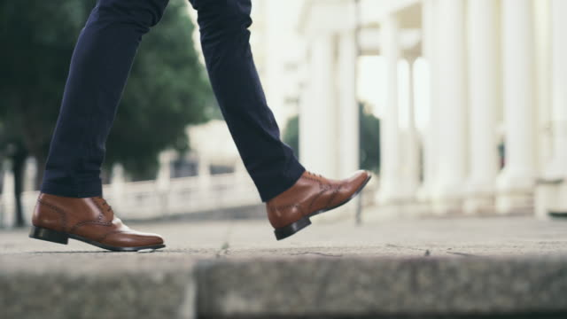 walk to discover - footwear stock videos & royalty-free footage