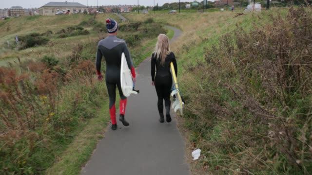 Walking Along the Sea Front