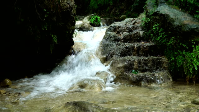 walking in the canyon - mugla province stock videos & royalty-free footage