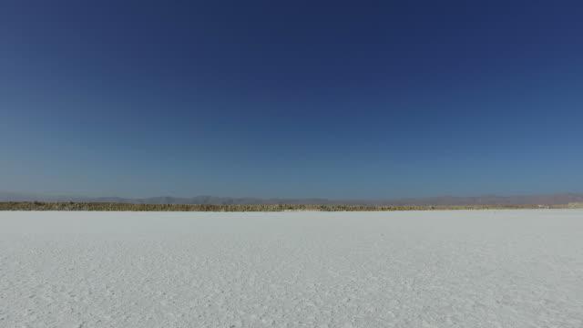 Wandern in den Salzsee