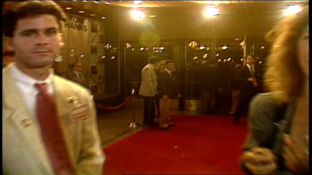 walking into theater for premiere in los angeles, california - film premiere stock videos & royalty-free footage