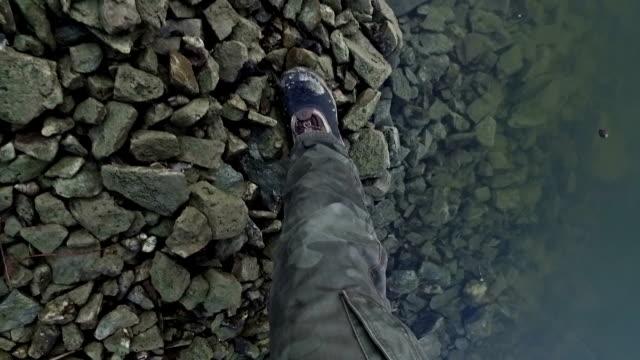 Walking. Pov