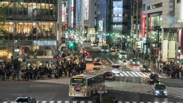 Walking Street in Shibuya