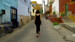 Walking the streets of Latin America