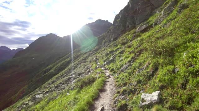 "POV: Walking the ""Stubaier Höhenweg"""