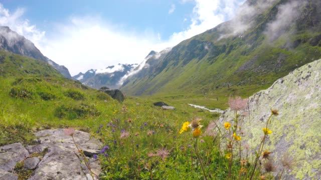 """POV: Fuß die """"Stubaier Höhenweg"""""""