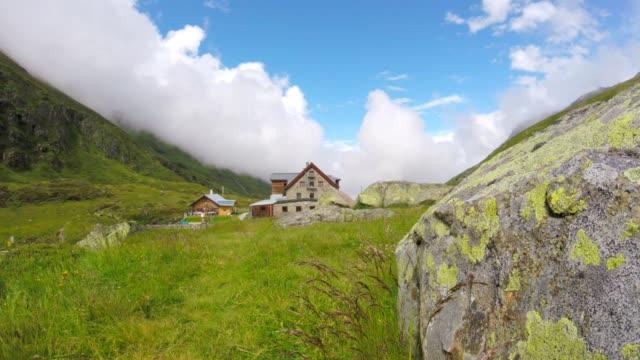 pov: ウォーキング「stubaier höhenweg」 - 北チロル点の映像素材/bロール
