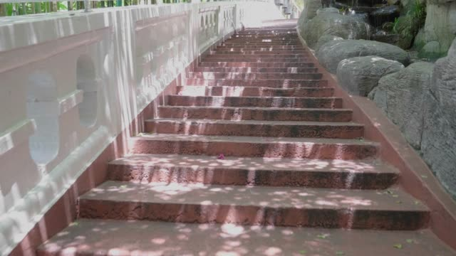 walking up staircase - steps stock videos & royalty-free footage