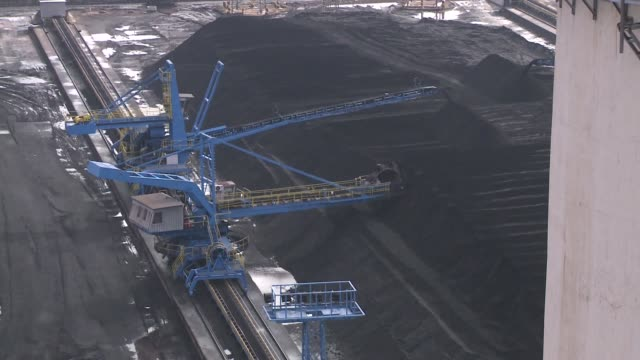 wall coal mining equipment - machinery stock videos & royalty-free footage