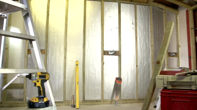 Wall insulation in New build home - Heating Energy