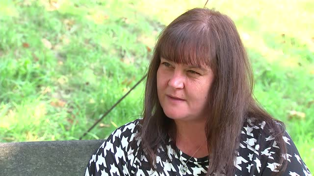 mother of 5-year-old wins case against environment agency over quarry gases; england: staffordshire: newcastle-under-lyme: ext rebecca currie... - quarry stock videos & royalty-free footage