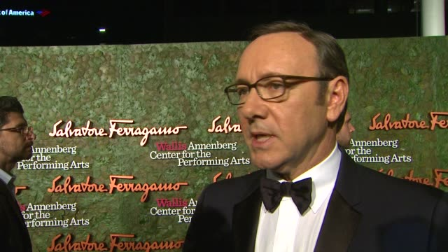 wallis annenberg center for the performing arts inaugural gala presented by salvatore ferragamo, los angeles, ca, united states, 10/17/13 . - salvatore ferragamo stock videos & royalty-free footage