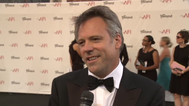 wally pfister on shirley maclaine on his award and on afi at shirley maclaine honored with the 40th afi life achievement award interview wally... - afi life achievement award bildbanksvideor och videomaterial från bakom kulisserna