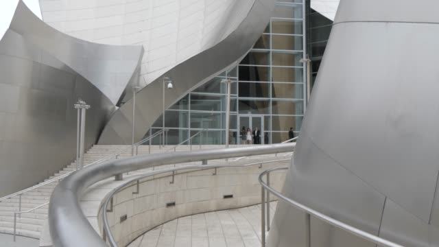 Walt Disney Concert Hall, Downtown, Los Angeles, California, United States of America, North America