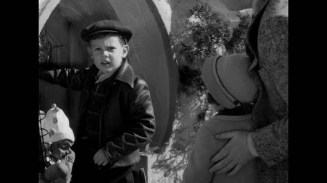 walt disney's seven dwarfs move to los angeles! - disney stock videos & royalty-free footage