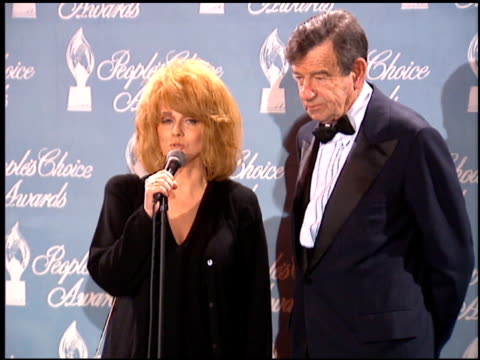 Walter Matthau at the 1996 People's Choice Awards at Universal Studios in Universal City California on March 10 1996