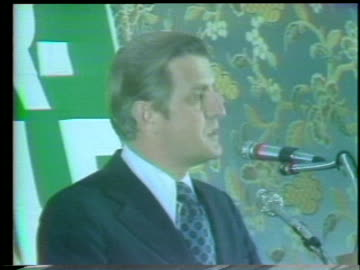 walter mondale, democratic party vice-presidential candidate in 1976, makes a comparison between the issues john f. kennedy faced in his presidential... - human rights or social issues or immigration or employment and labor or protest or riot or lgbtqi rights or women's rights stock videos & royalty-free footage
