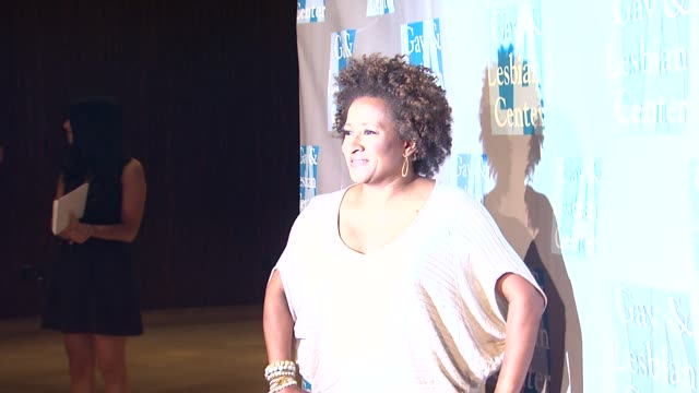 wanda sykes at la gay lesbian center's an evening with women on 5/19/12 in los angeles ca - wanda sykes stock videos and b-roll footage