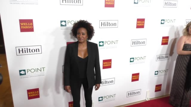 wanda sykes at point honors los angeles 2017 benefiting point foundation on october 07 2017 in beverly hills california - wanda sykes stock videos and b-roll footage
