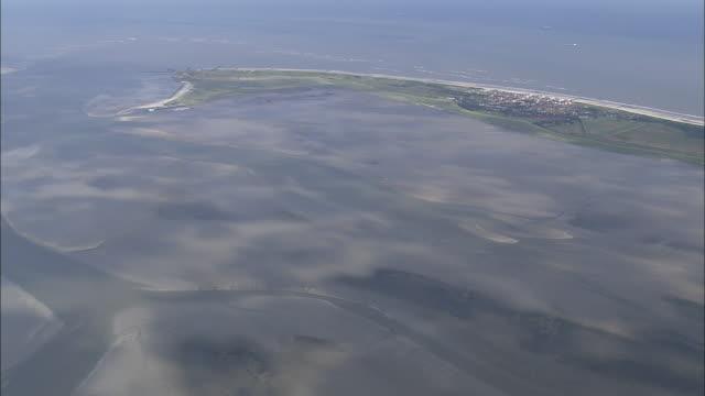 wangerooge island - north frisian islands stock videos & royalty-free footage
