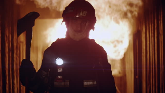 want to join my fireman team. - firefighter stock videos & royalty-free footage