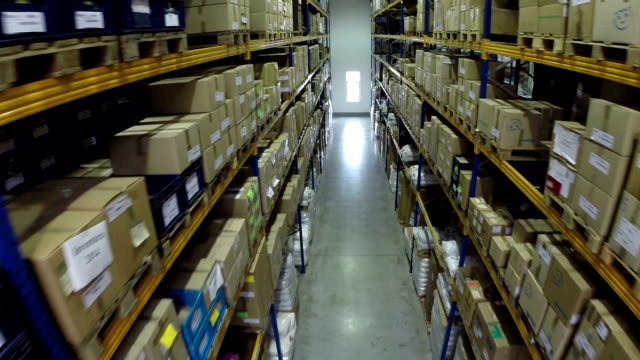 warehouses - filing cabinet stock videos & royalty-free footage