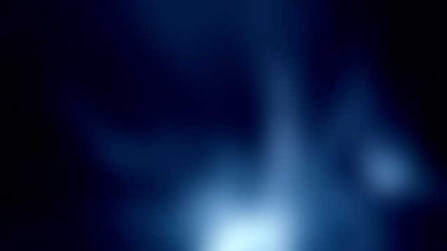 4K Warm Blue Light Leak Backgrounds Loopable