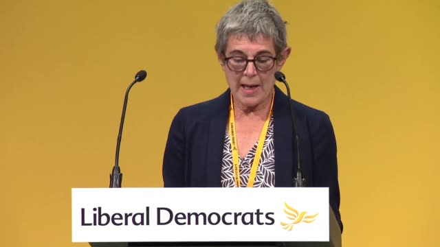 contains strong language speeches by lib dem members sir nick harvey jo phillips and ian patrick who worked with lord paddy ashdown during his time... - genocide stock videos & royalty-free footage