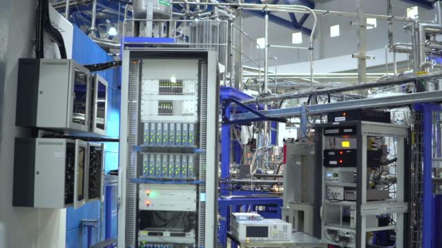 Warning light alarm in factory