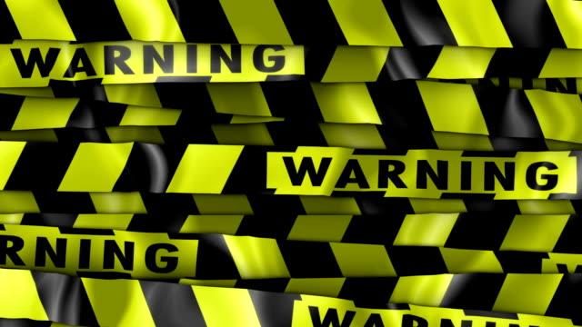 警告(ループ)