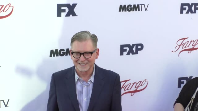 Warren Littlefield at FX's 'Fargo' For Your Consideration Event Red Carpet on May 11 2017 in North Hollywood California