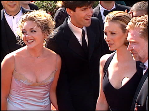 Warren Littlefield at the 1998 Emmy Awards at the Shrine Auditorium in Los Angeles California on September 13 1998