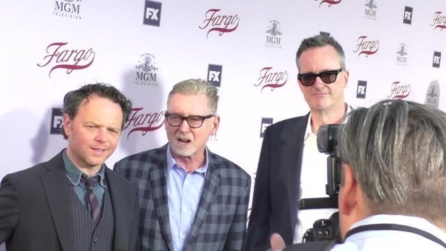 Warren Littlefield at the For Your Consideration Event For FX's Fargo at Paramount Pictures in Hollywood in Celebrity Sightings in Los Angeles
