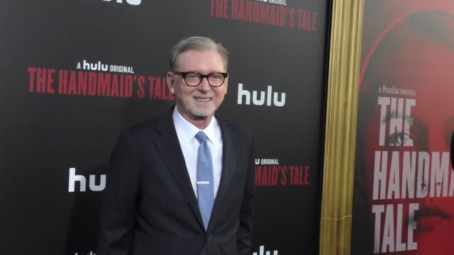 Warren Littlefield at the Premiere Of Hulu's 'The Handmaid's Tale' on April 25 2017 in Hollywood California