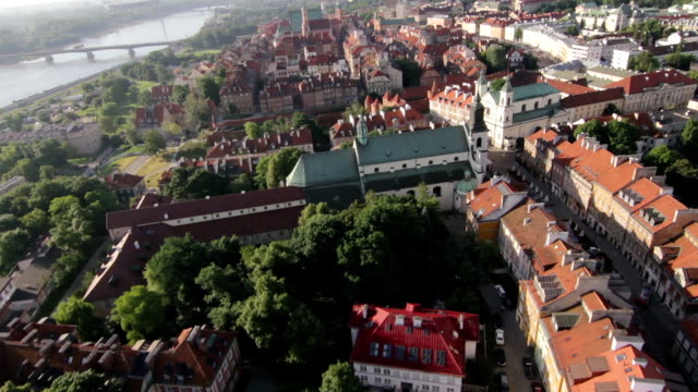 warsaw, poland - warsaw stock videos & royalty-free footage