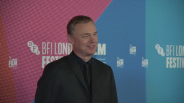 wash westmoreland at bfi london film festival awards on october 12 2019 in london england - the times bfi london film festival stock videos & royalty-free footage