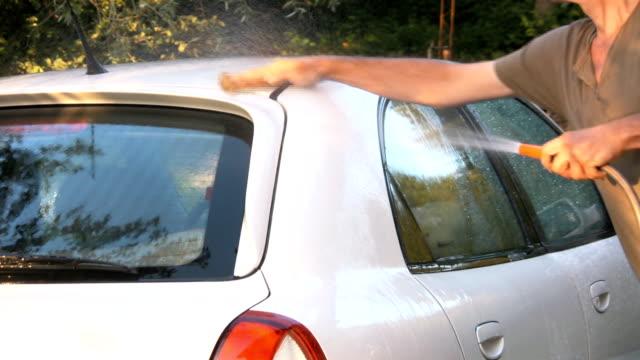 Waschen Auto