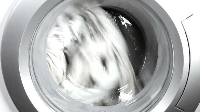 washing machine + audio - launderette stock videos & royalty-free footage