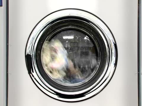 waschmaschine teil 3,-sound, prog. bilder - waschmaschine stock-videos und b-roll-filmmaterial